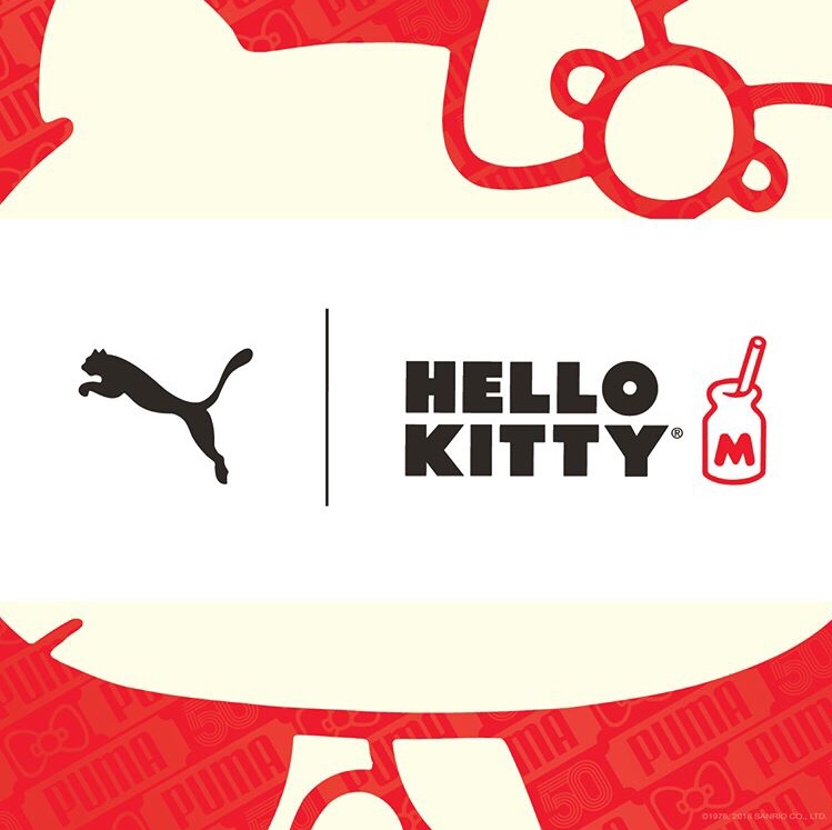 promo code c87a2 07284 Puma x Hello Kitty - STREETWEARCHICK