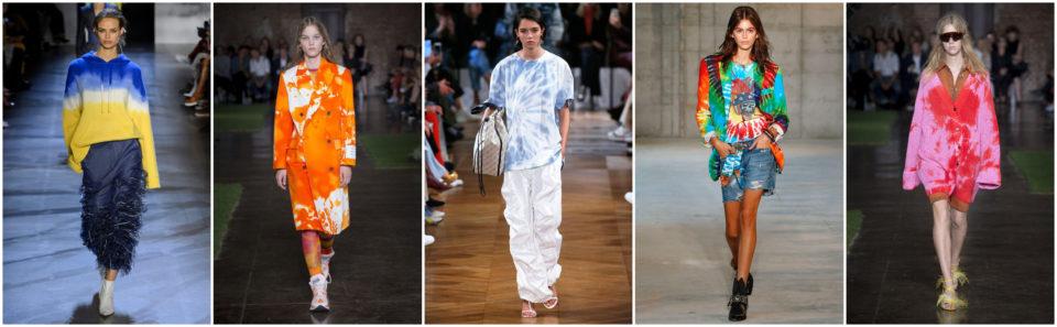 Spring/summer trends 2019