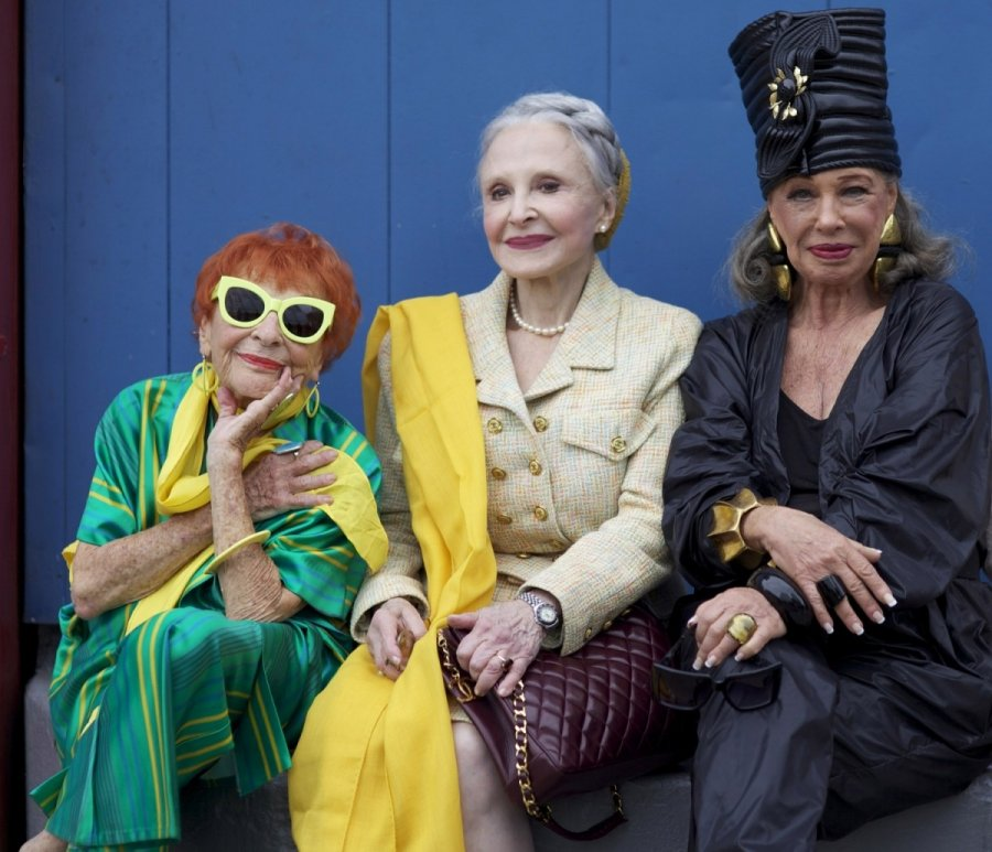 Ageism in fashion