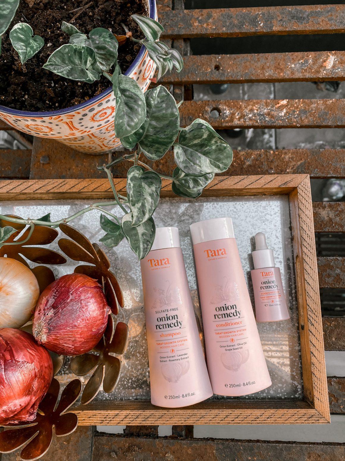 Tara Nature's Formula Onion Remedy System