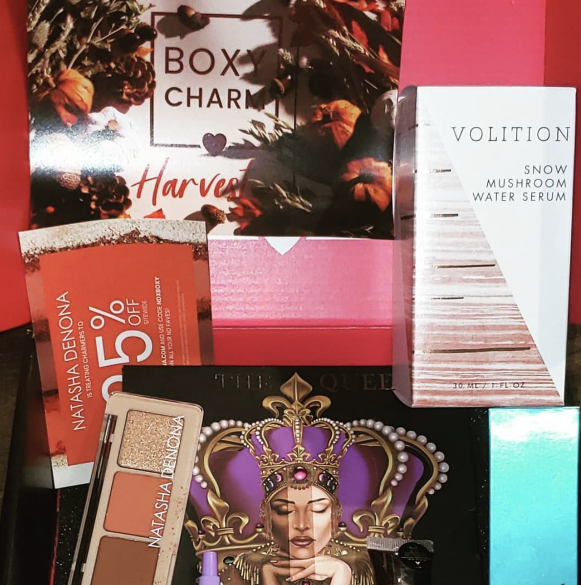 Boxycharm Spoiler November 2020