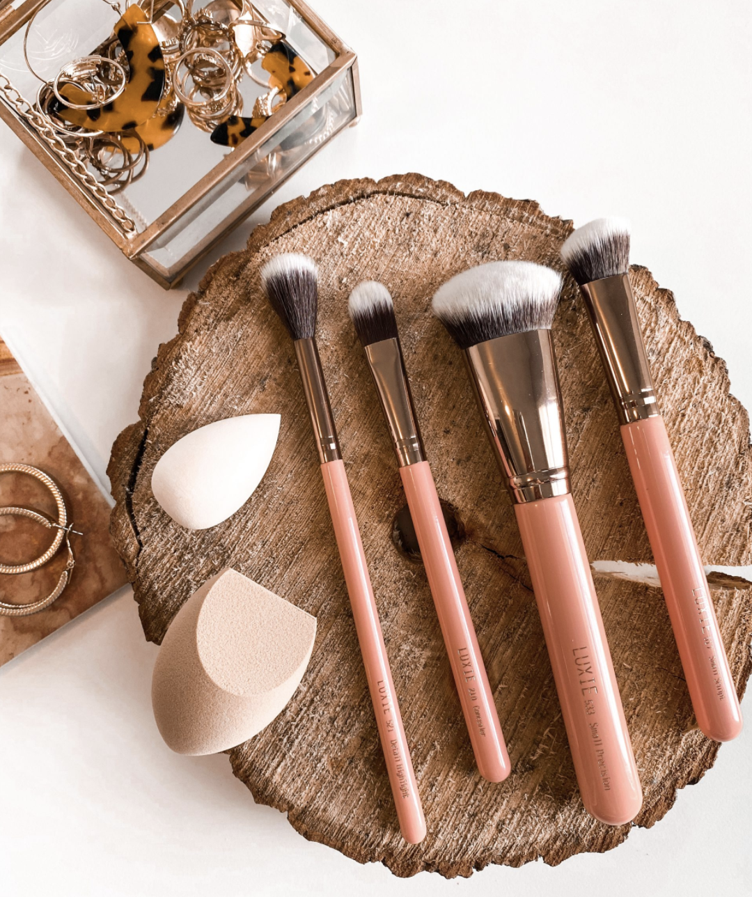 Luxie Beauty Brushes